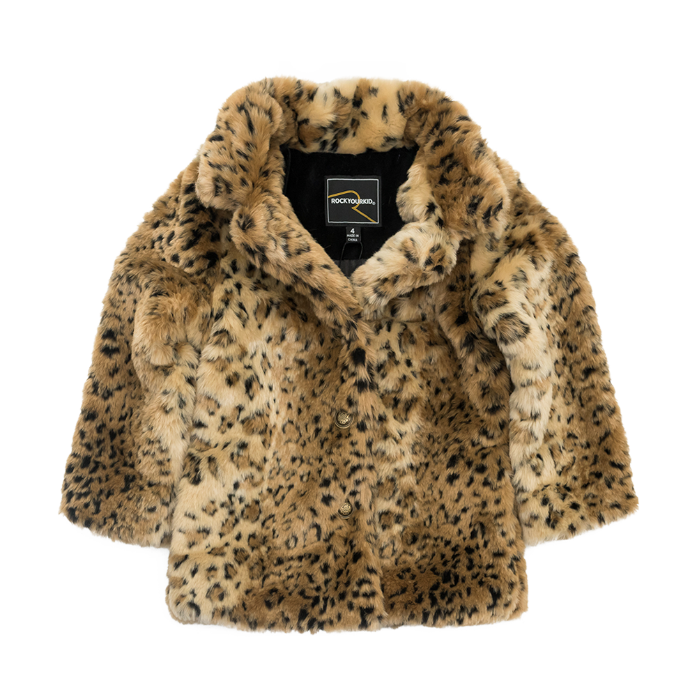 Jacket clipart mink coat. Leopard fur png image