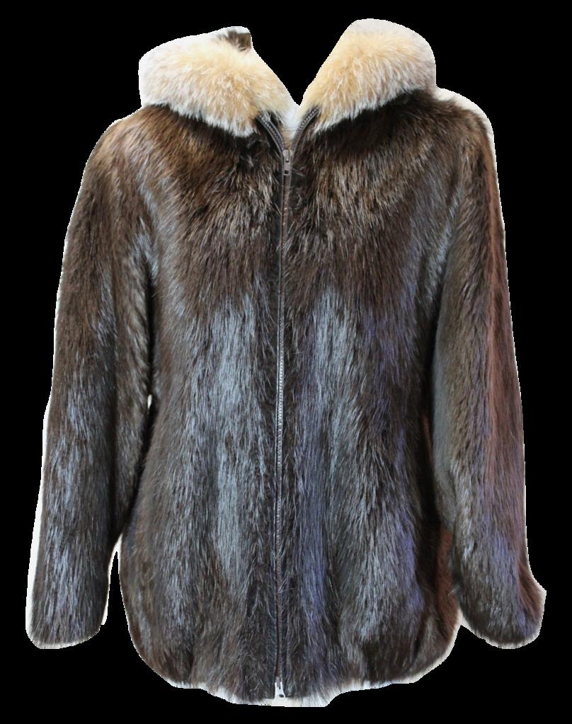 Jacket clipart mink coat. Fur burned png image