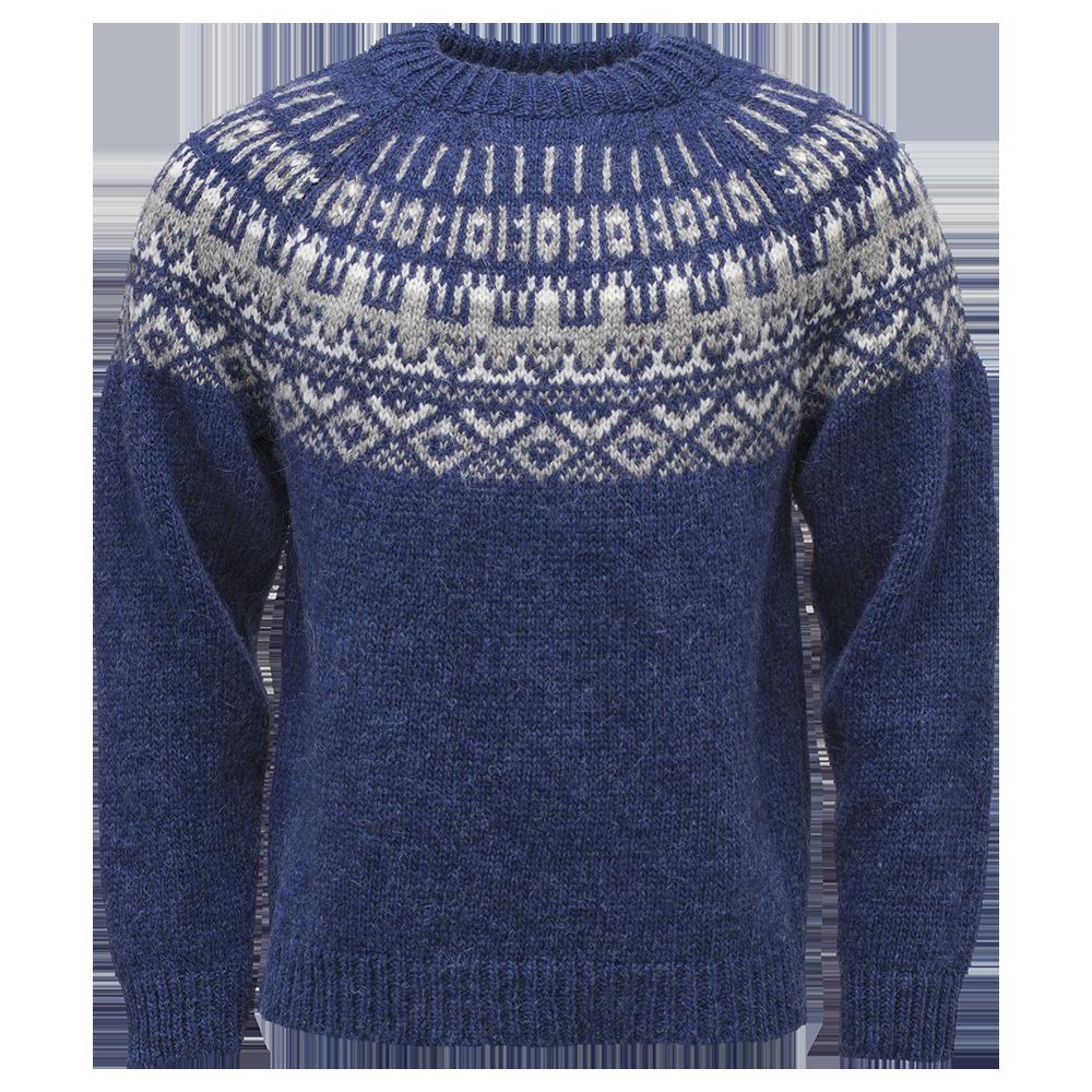 Jersey blue jumper