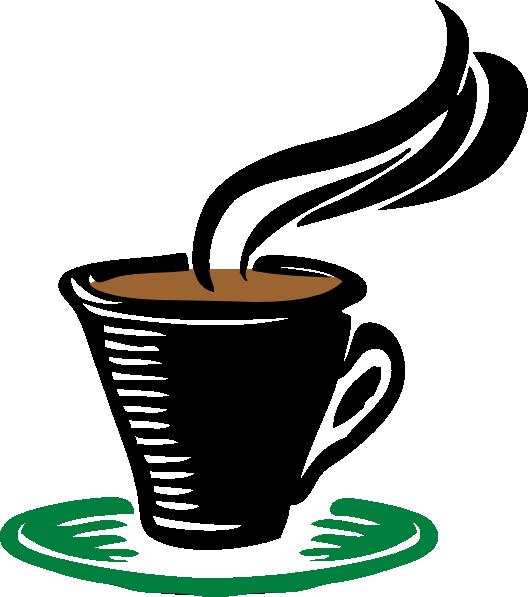 Gambar clip art clker. Clipart coffee animasi
