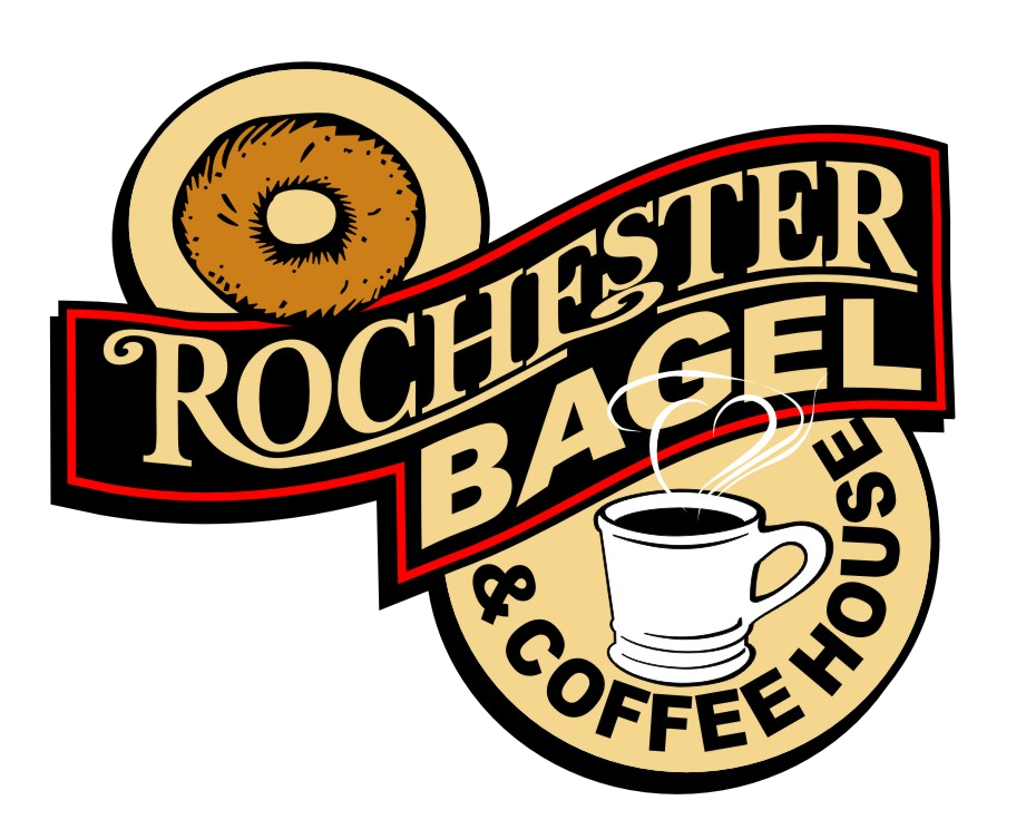 Clipart coffee bagels. Visit rochester bagel house