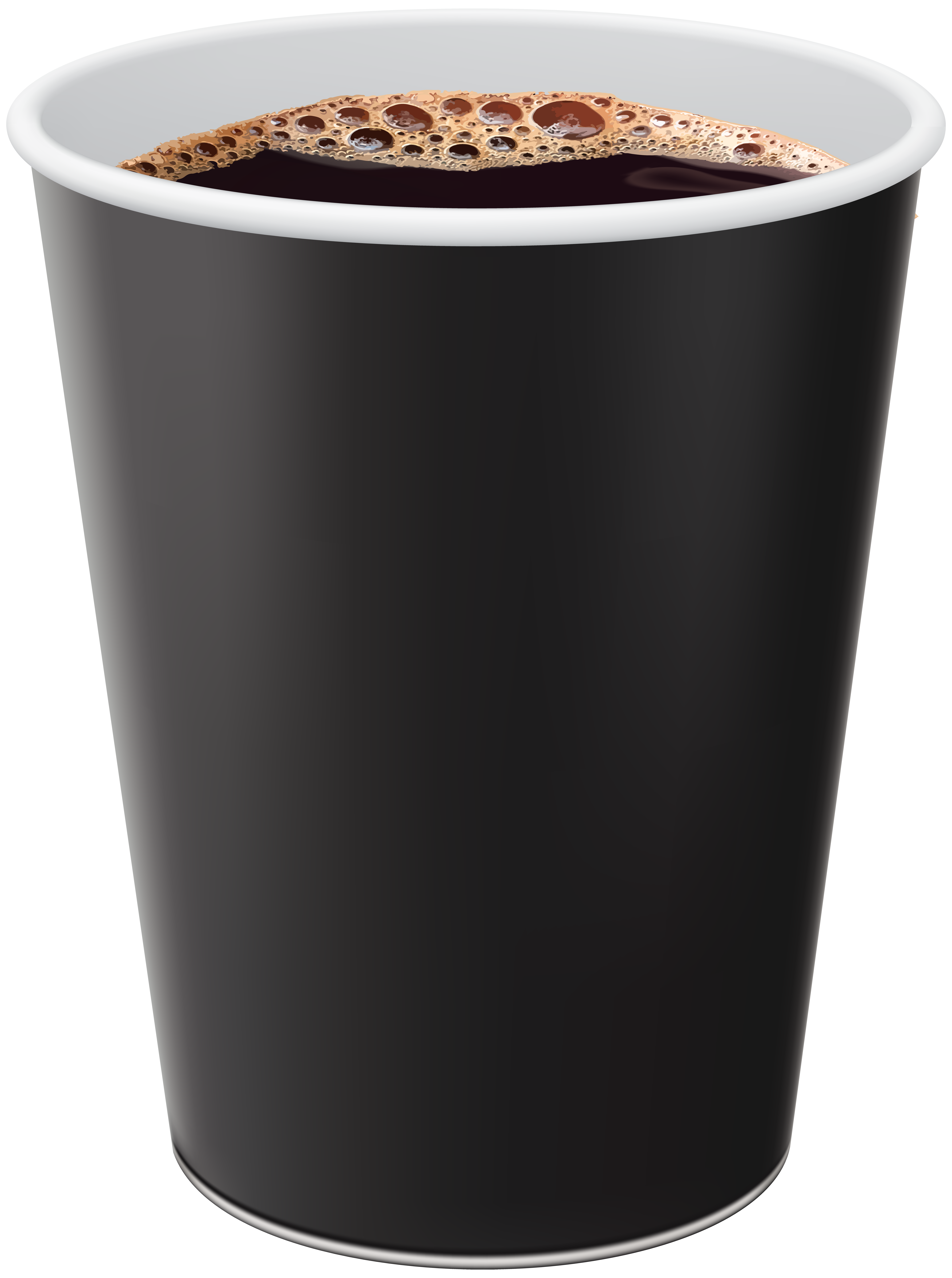 Cup latte cup