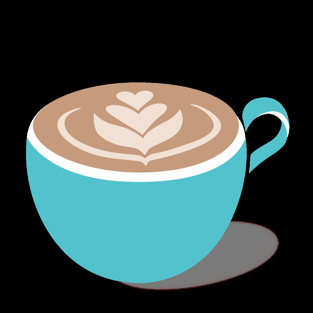 Clipart coffee blue. Best artisanal shops in