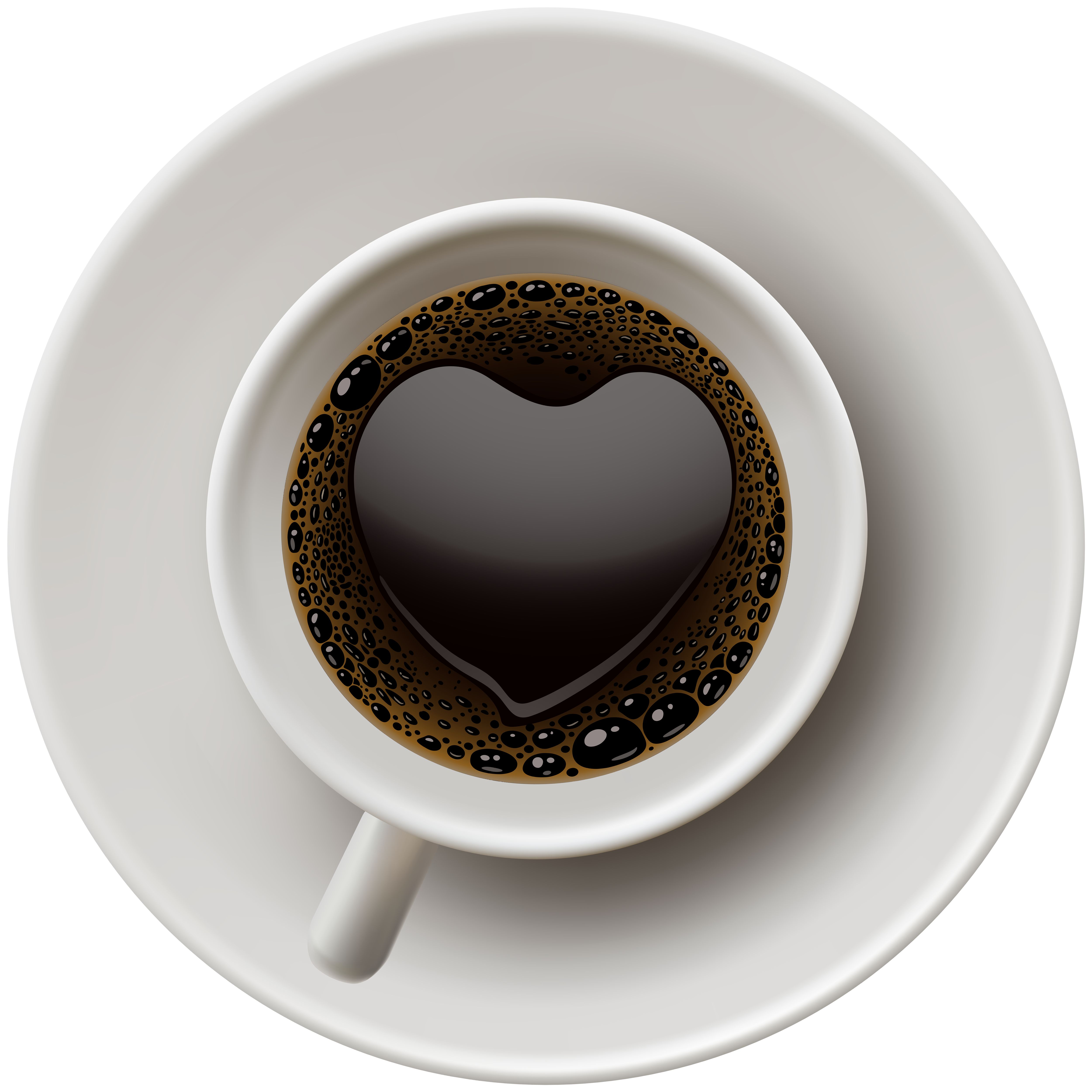 Clipart coffee blue. With heart png clip