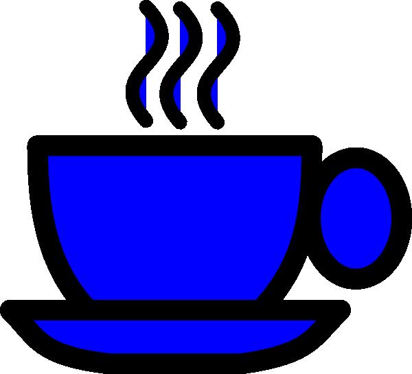 Coffee clipart blue. Cup clip art clipartix