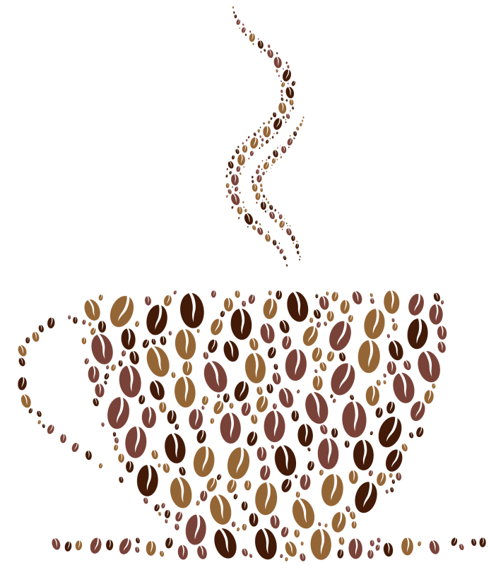 Clipart coffee border. Clip art ourclipart pin