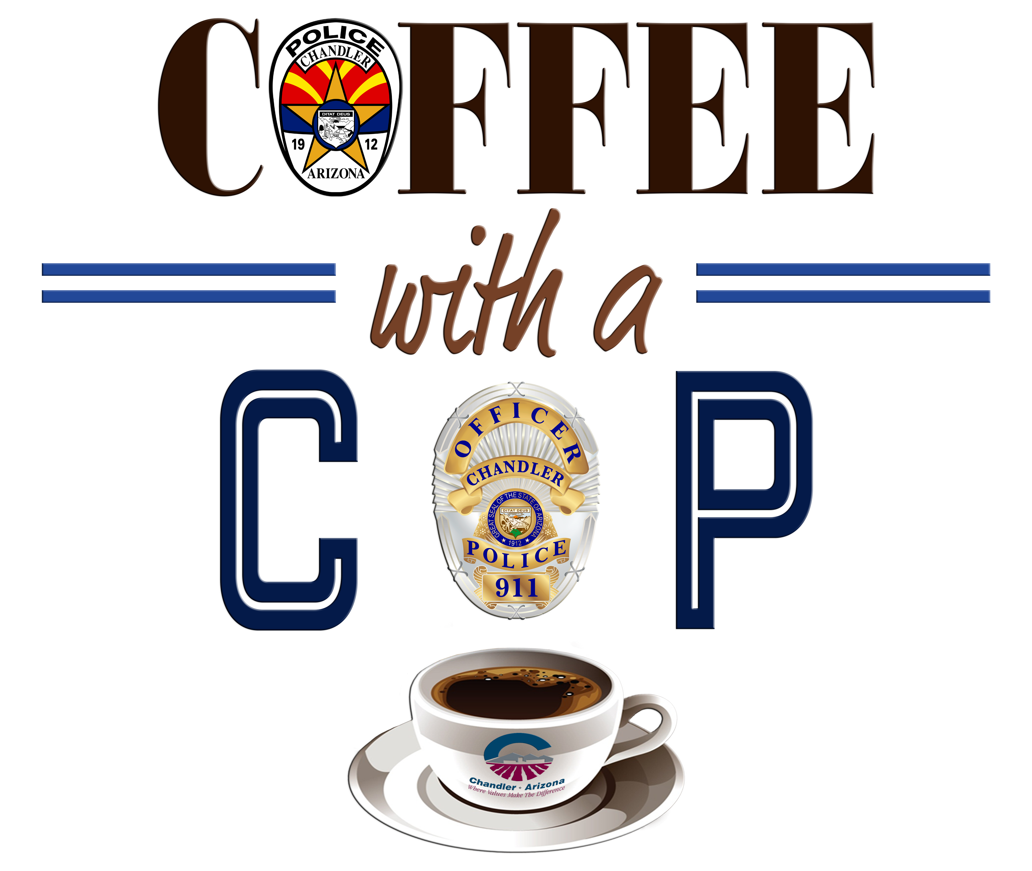 With a cop chandler. Clipart coffee bread