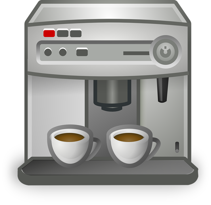 Clipart coffee brewed coffee. How do machines work