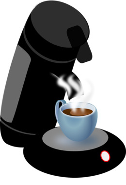 Clip art . Clipart coffee brewed coffee