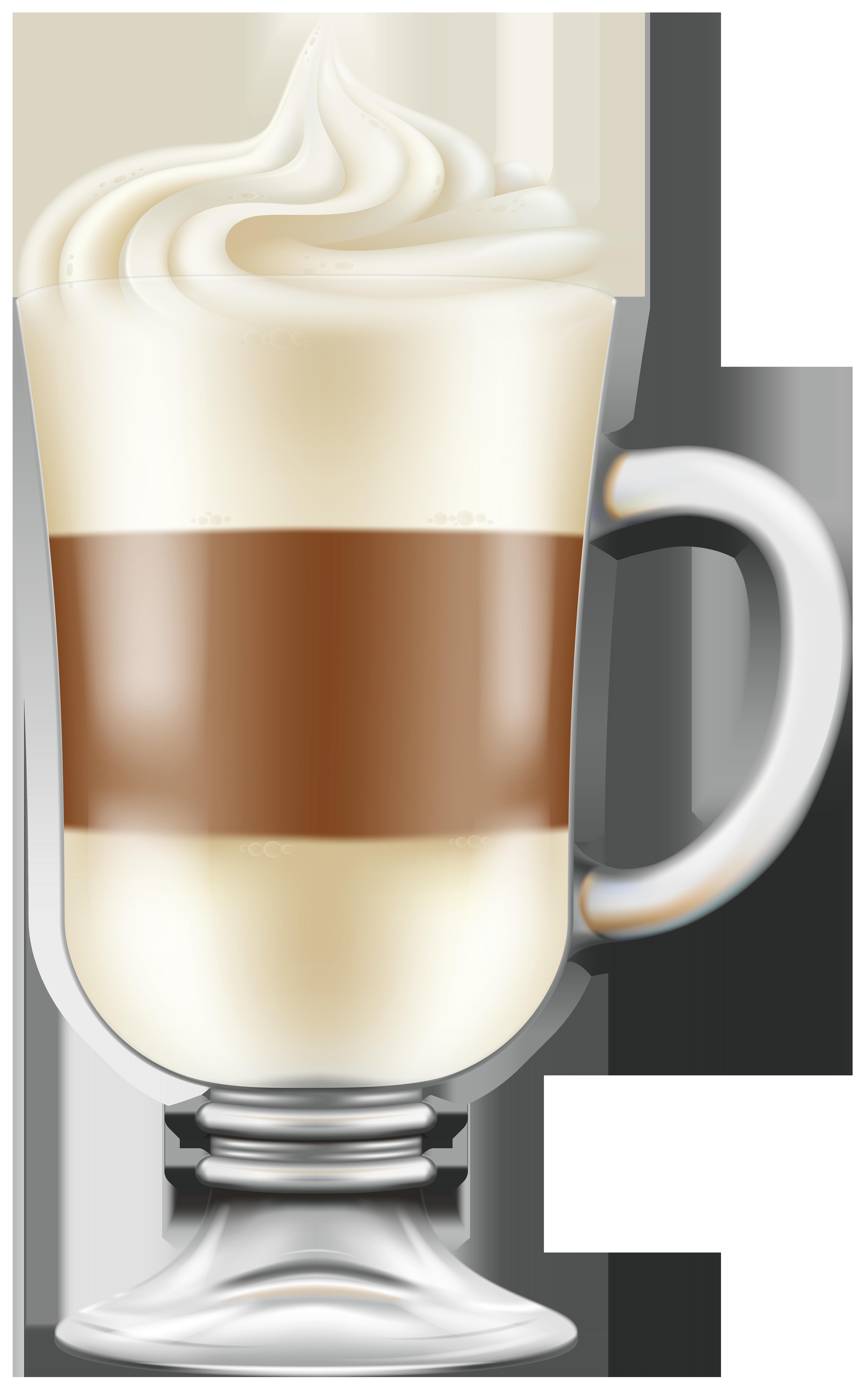 Transparent png clip art. Clipart coffee cappuccino