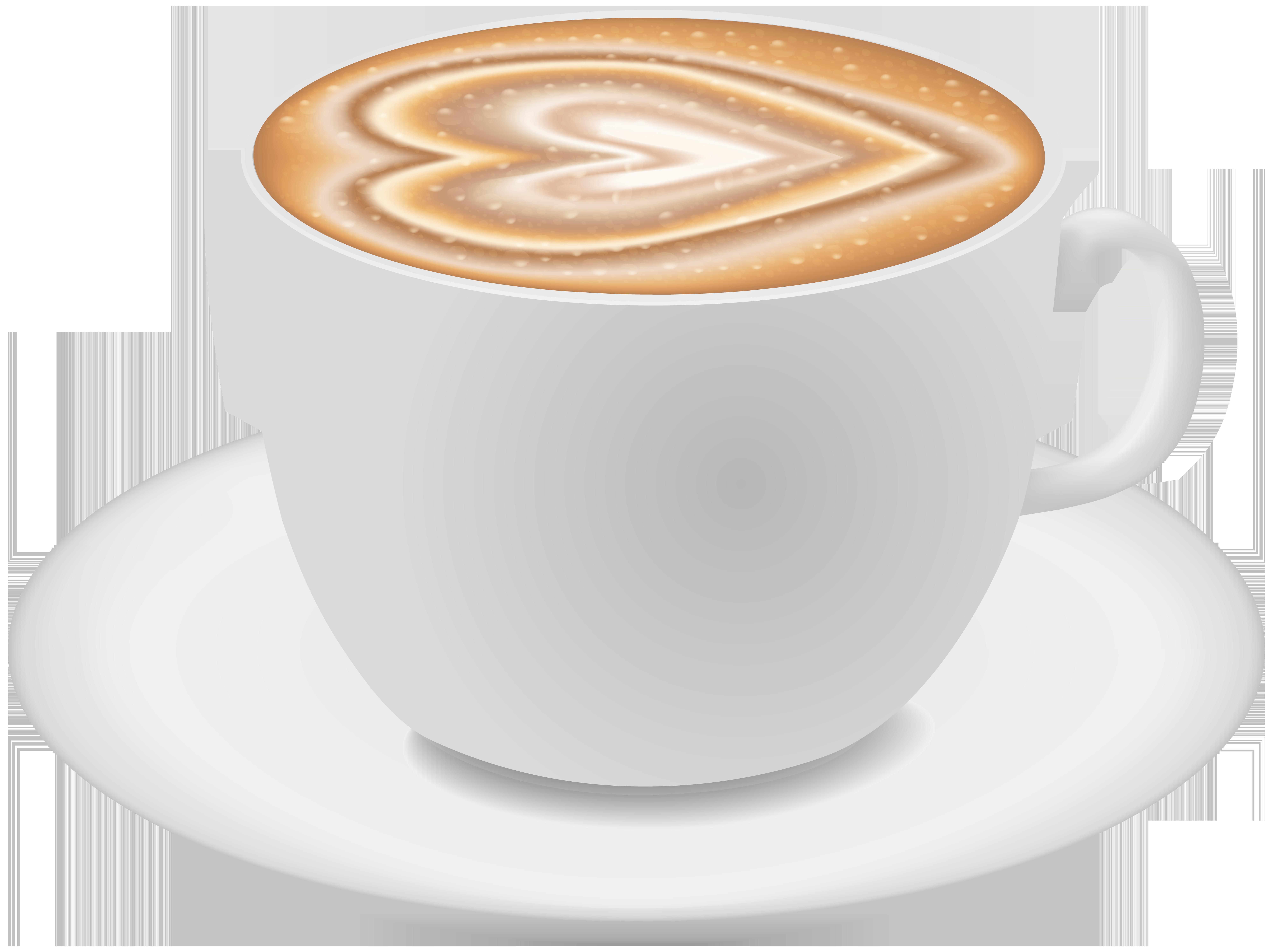 Clipart coffee cappuccino. White ristretto cuban espresso