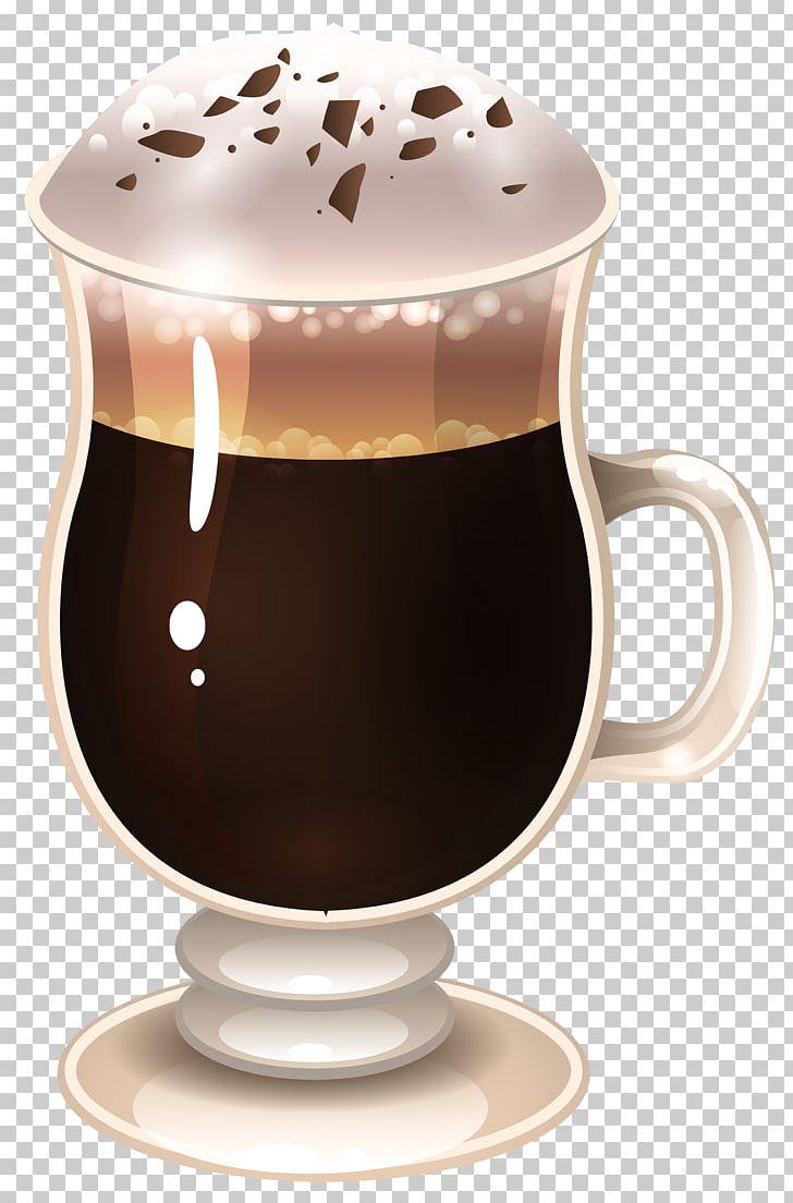 Clipart coffee cappuccino. Latte macchiato tea png
