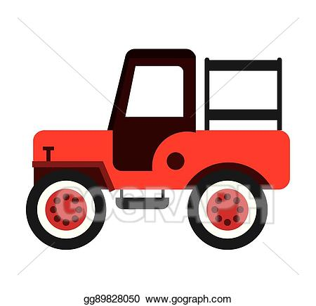 Eps vector jeep colombian. Clipart coffee car