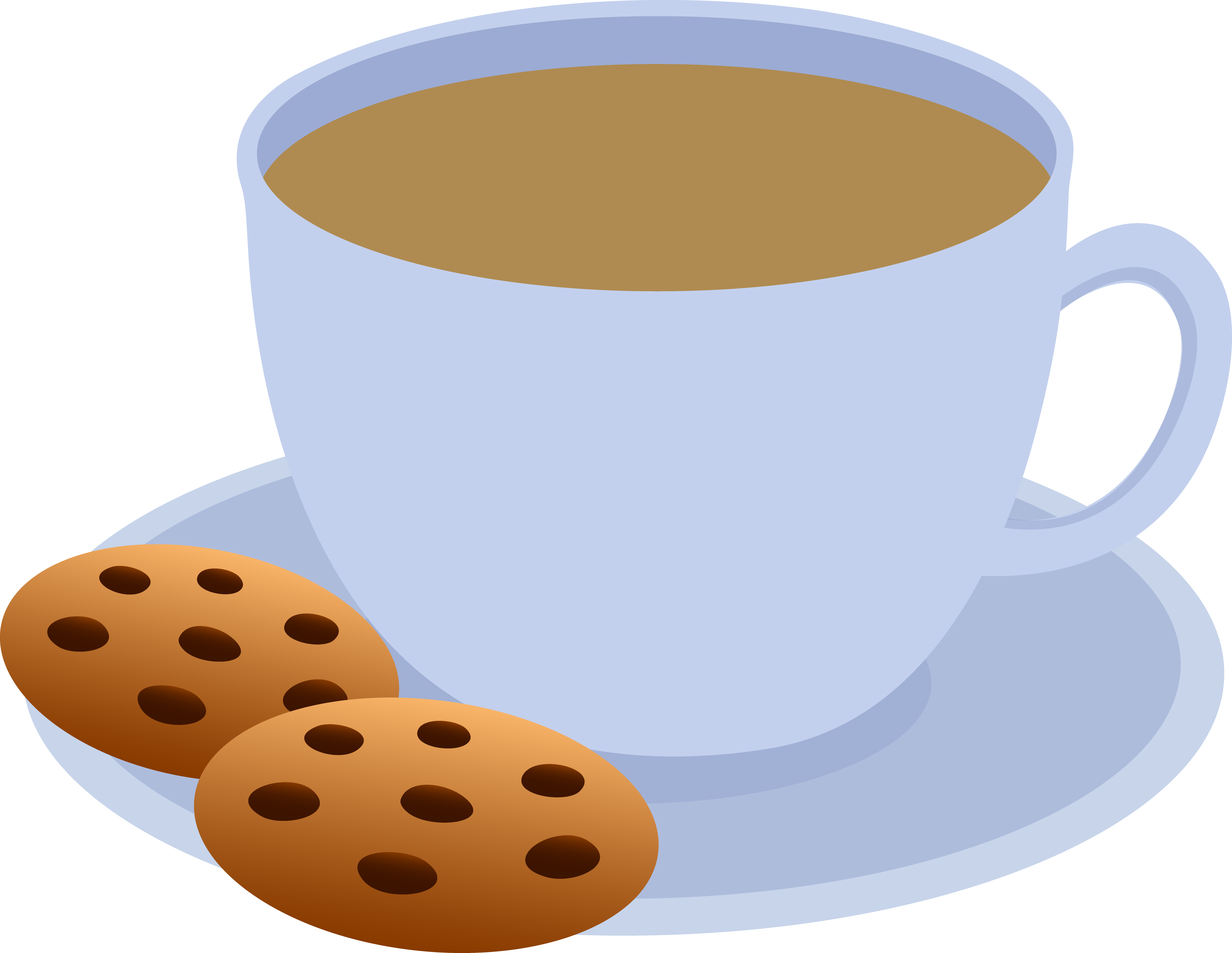 And cookies . Coffee clipart teacher