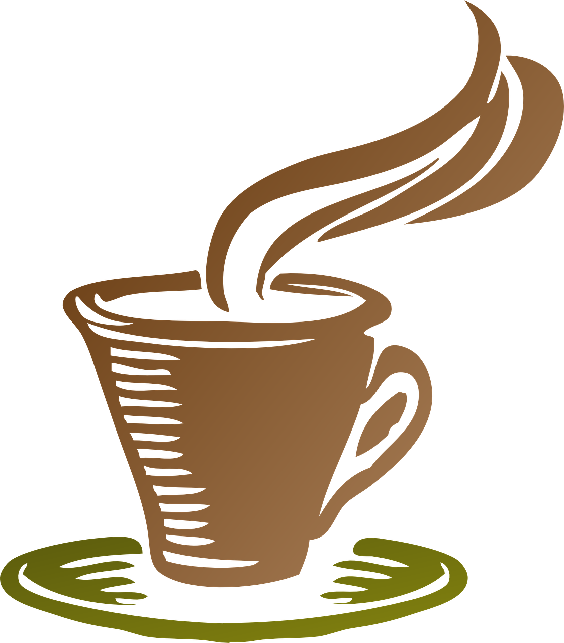 How do you read. Clipart coffee clear background