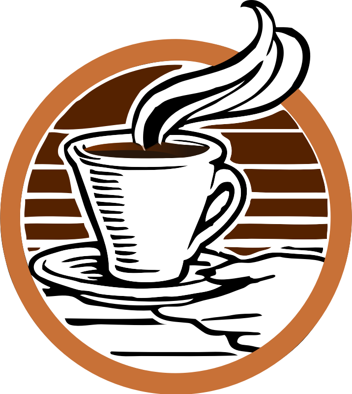 Clipart coffee clear background. Johnny s cup of