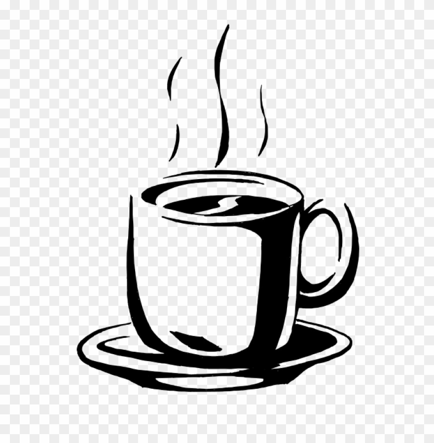 Mug clipart transparent background. Tea cup coffee