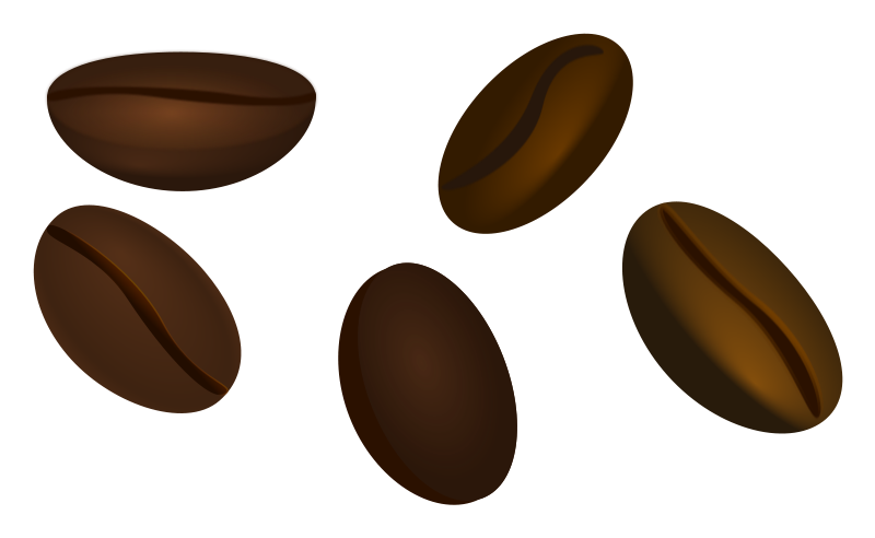 Beans images panda free. Clipart coffee coffee powder