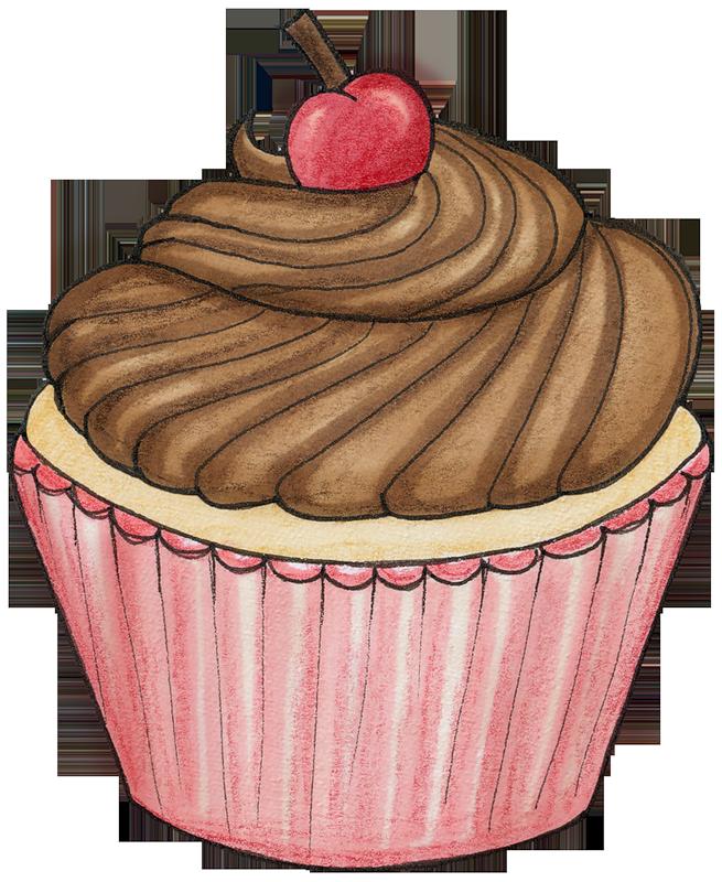 pinterest crafts scrapbooks. Muffin clipart yummy cupcake