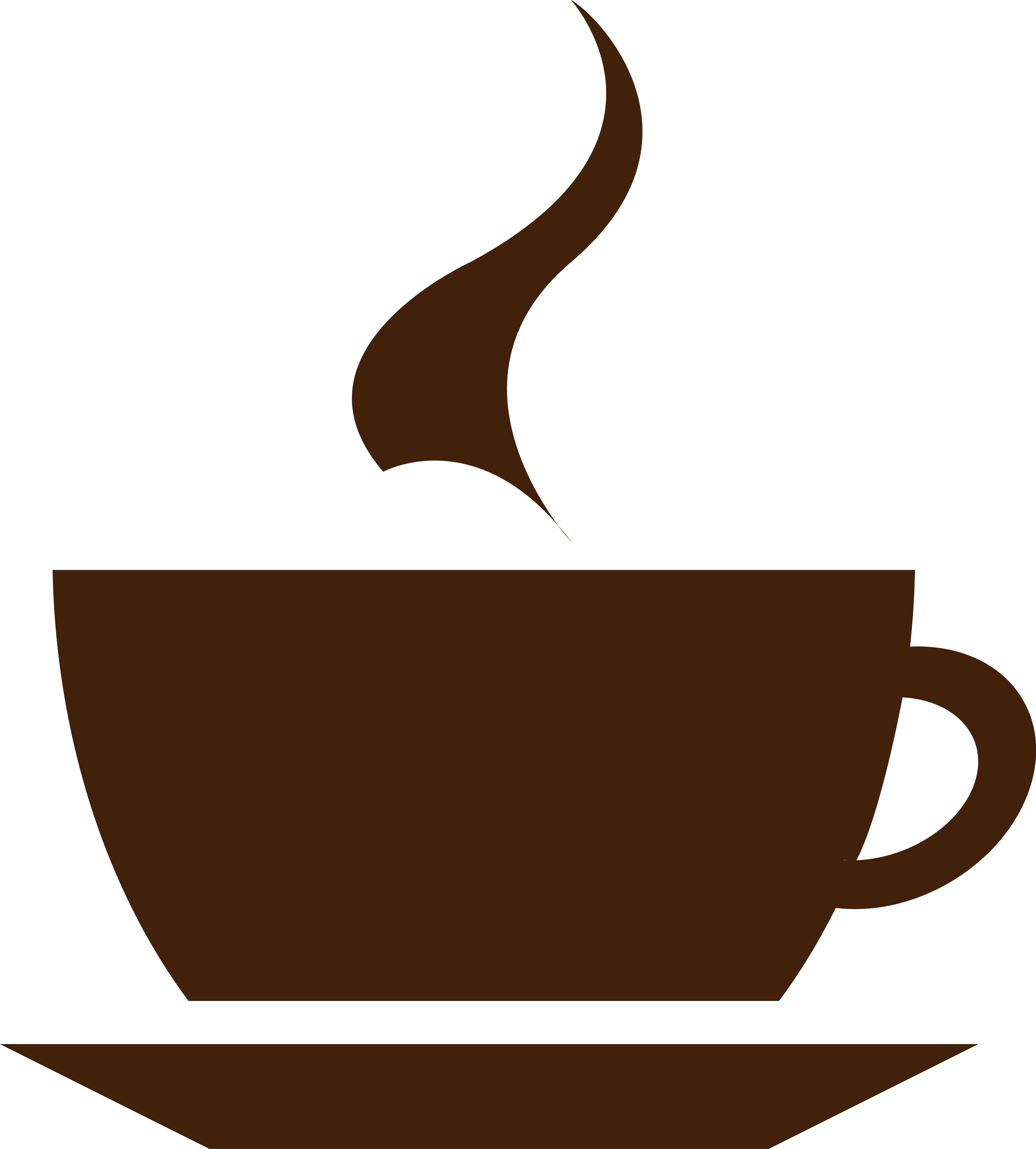 Clipart coffee espresso. Iced cafe logo simple
