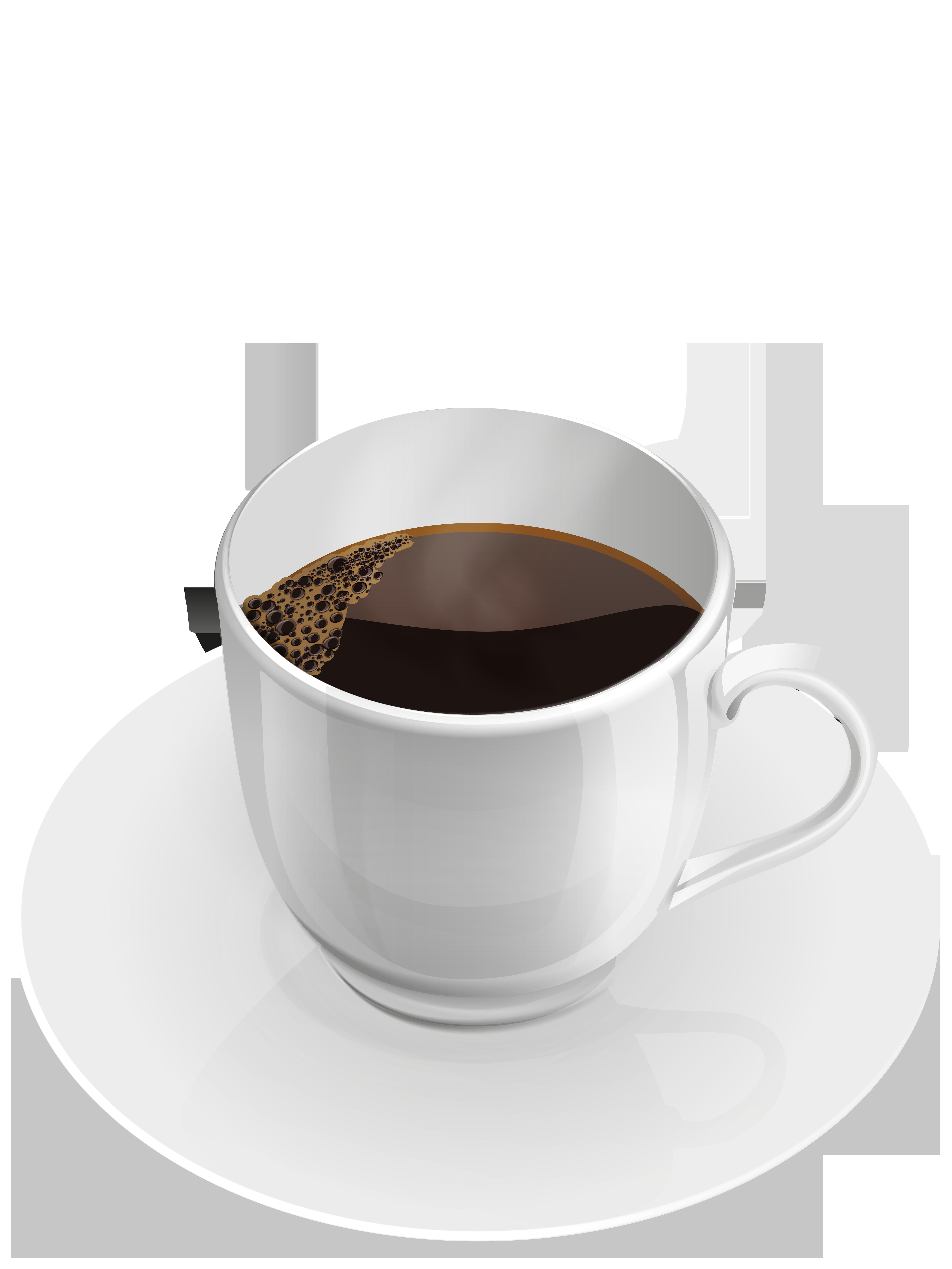 Ristretto caff americano tea. Clipart coffee espresso