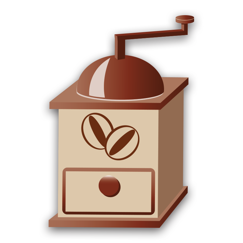 Clipart coffee gourmet coffee. Brewing grinder