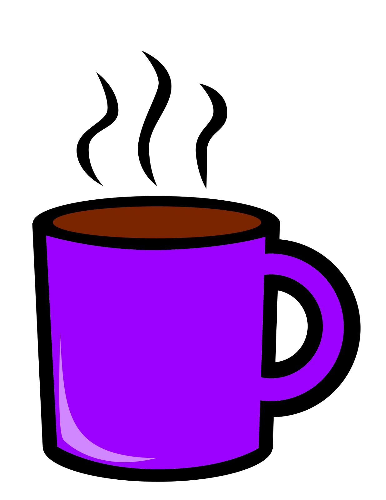 Gourmet hot cocoa . Heat clipart object