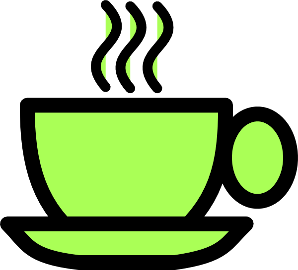 Green cup clip art. Intolerable acts clipart coffee tea
