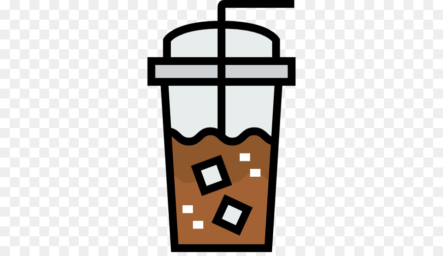 Cup of cafe tea. Clipart coffee iced coffee
