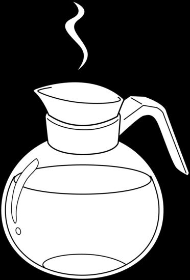 pot clipartlook. Clipart coffee jug