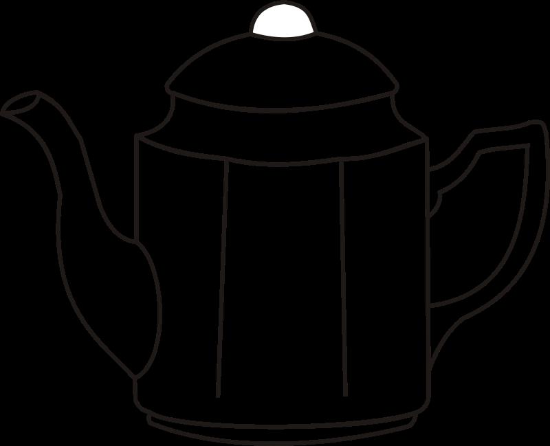 Free clip art pot. Clipart coffee jug