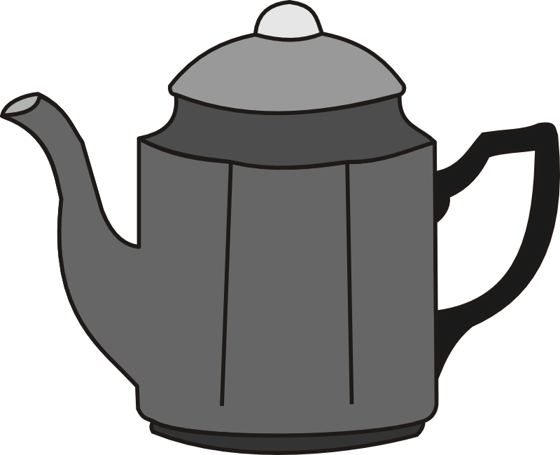 Pot images panda free. Clipart coffee jug