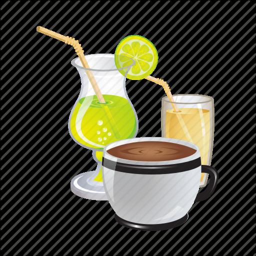 Coffee clipart juice. Cup of tea transparent