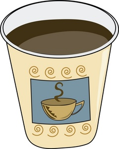 Image panda free . Coffee clipart juice