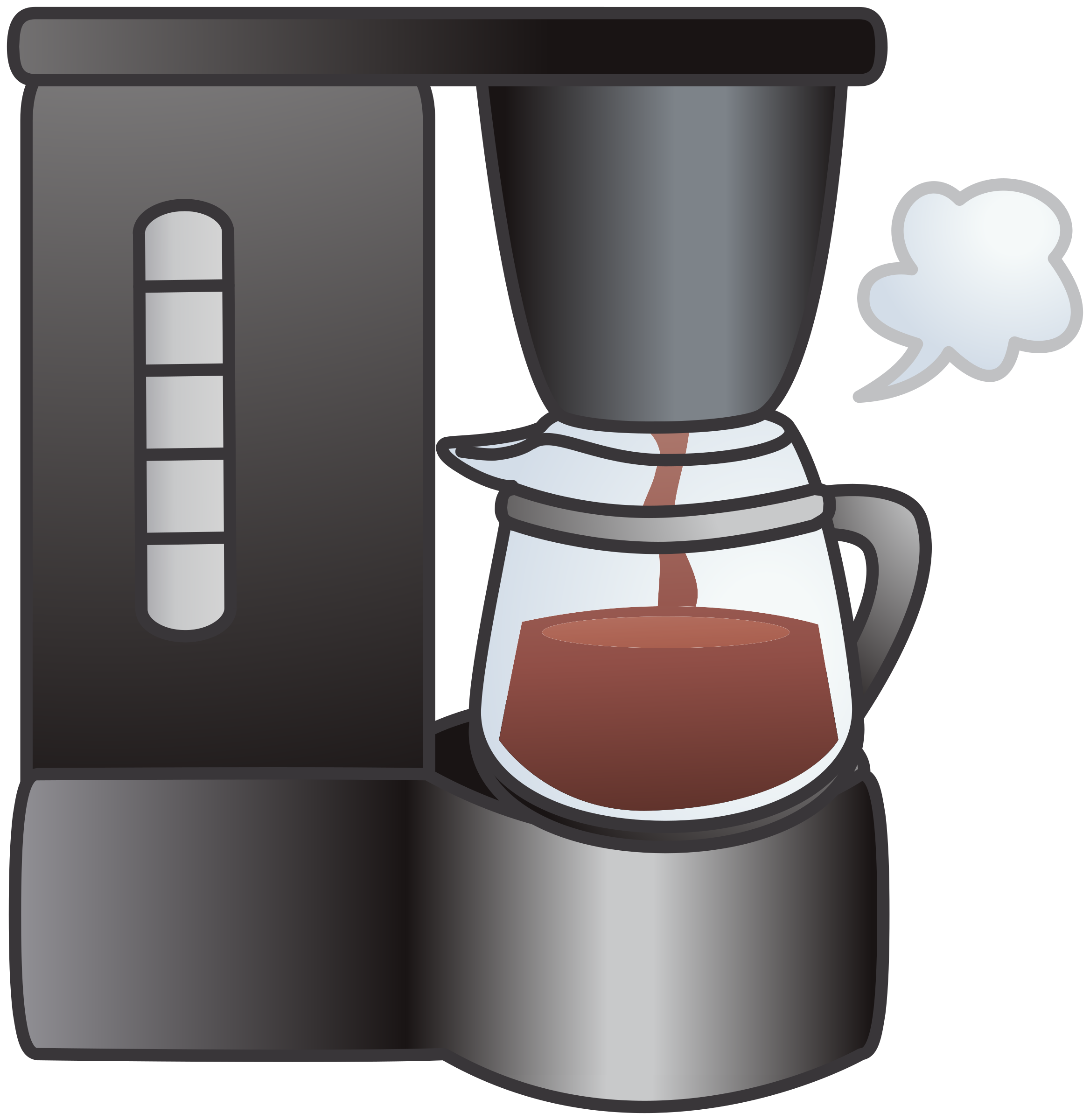 Clipart coffee kettle.  collection of pot