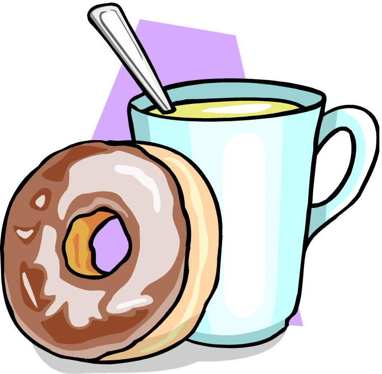 And donuts kid cliparting. Donut clipart coffee