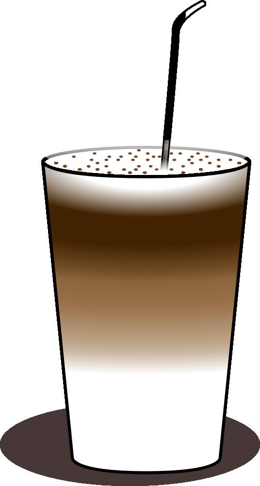 Clipart coffee latte. Onlinelabels clip art macchiato