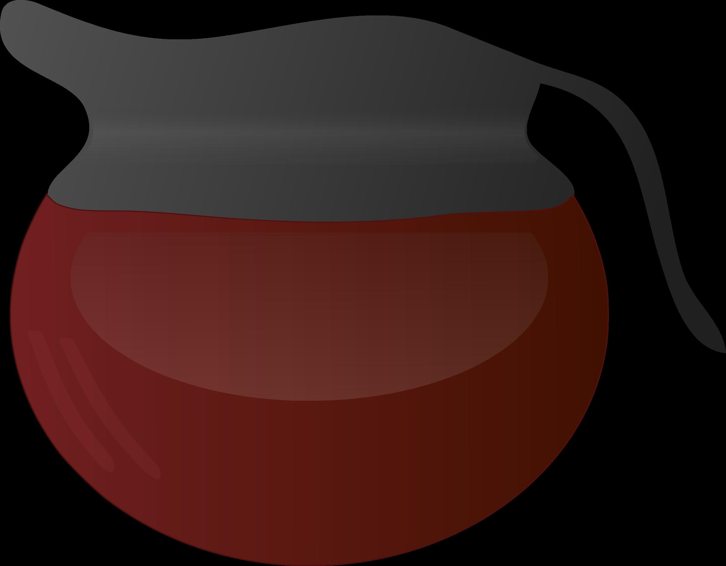 Pot big image png. Clipart coffee liquid