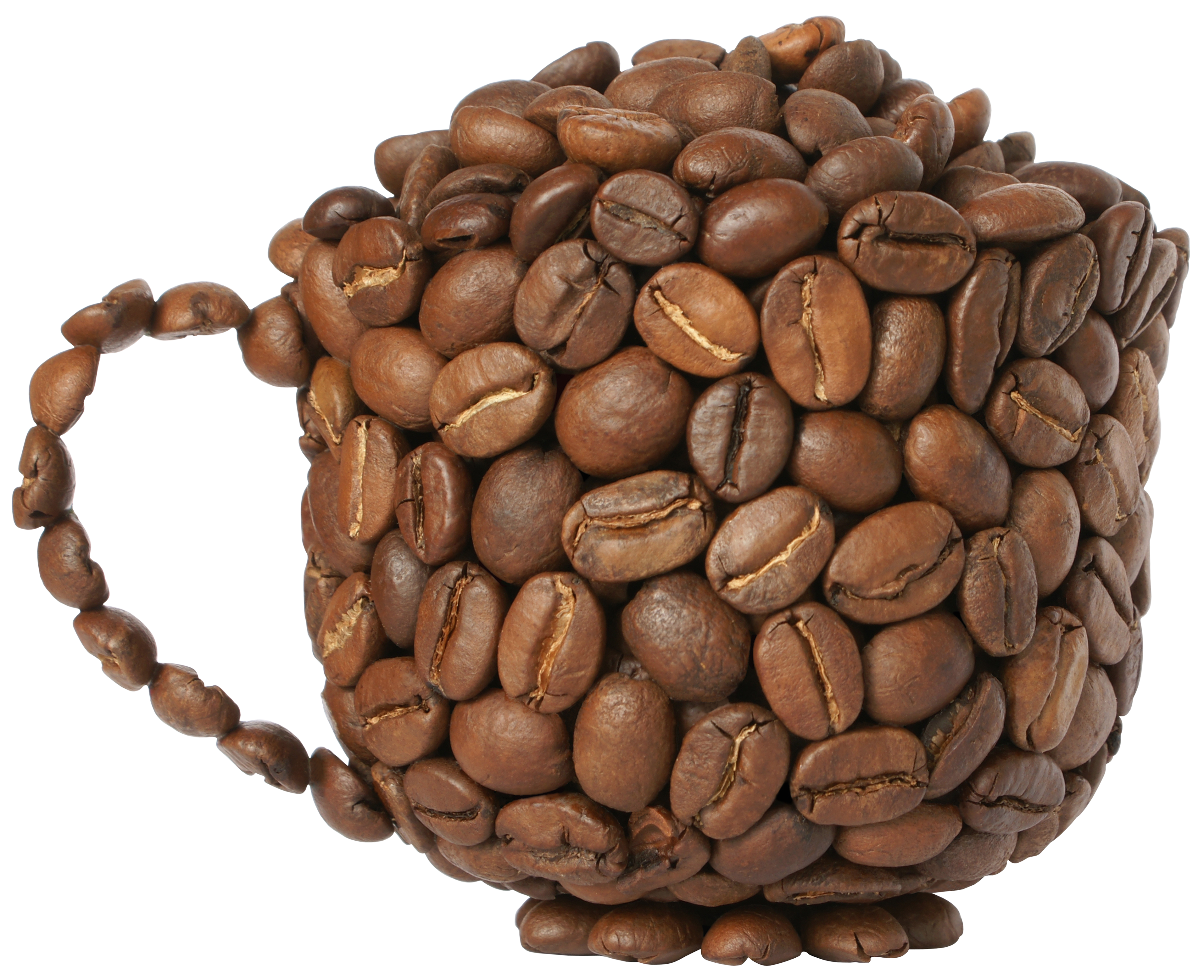 Coffee clipart newspaper. Pot of beans png