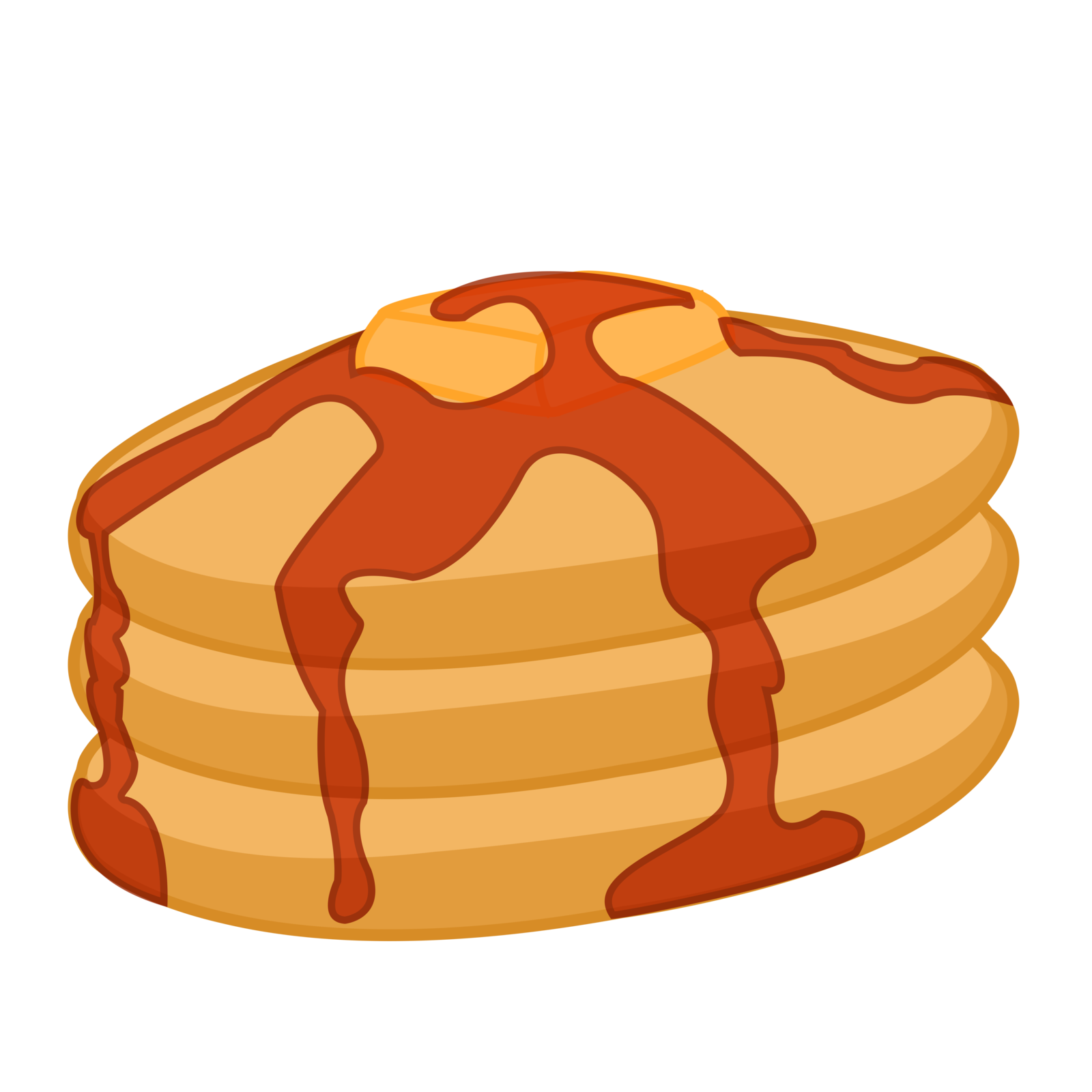 Clipart coffee pancake. Delta house of pancakes