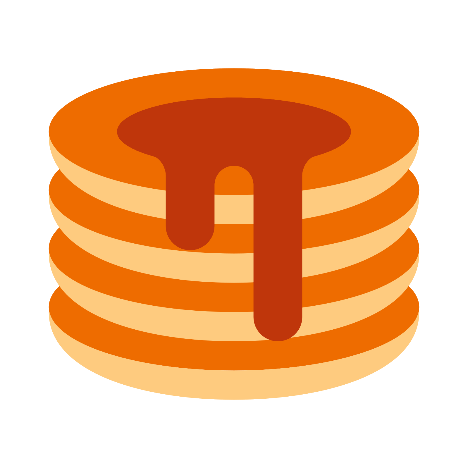 Clipart coffee pancake. Icon free download png