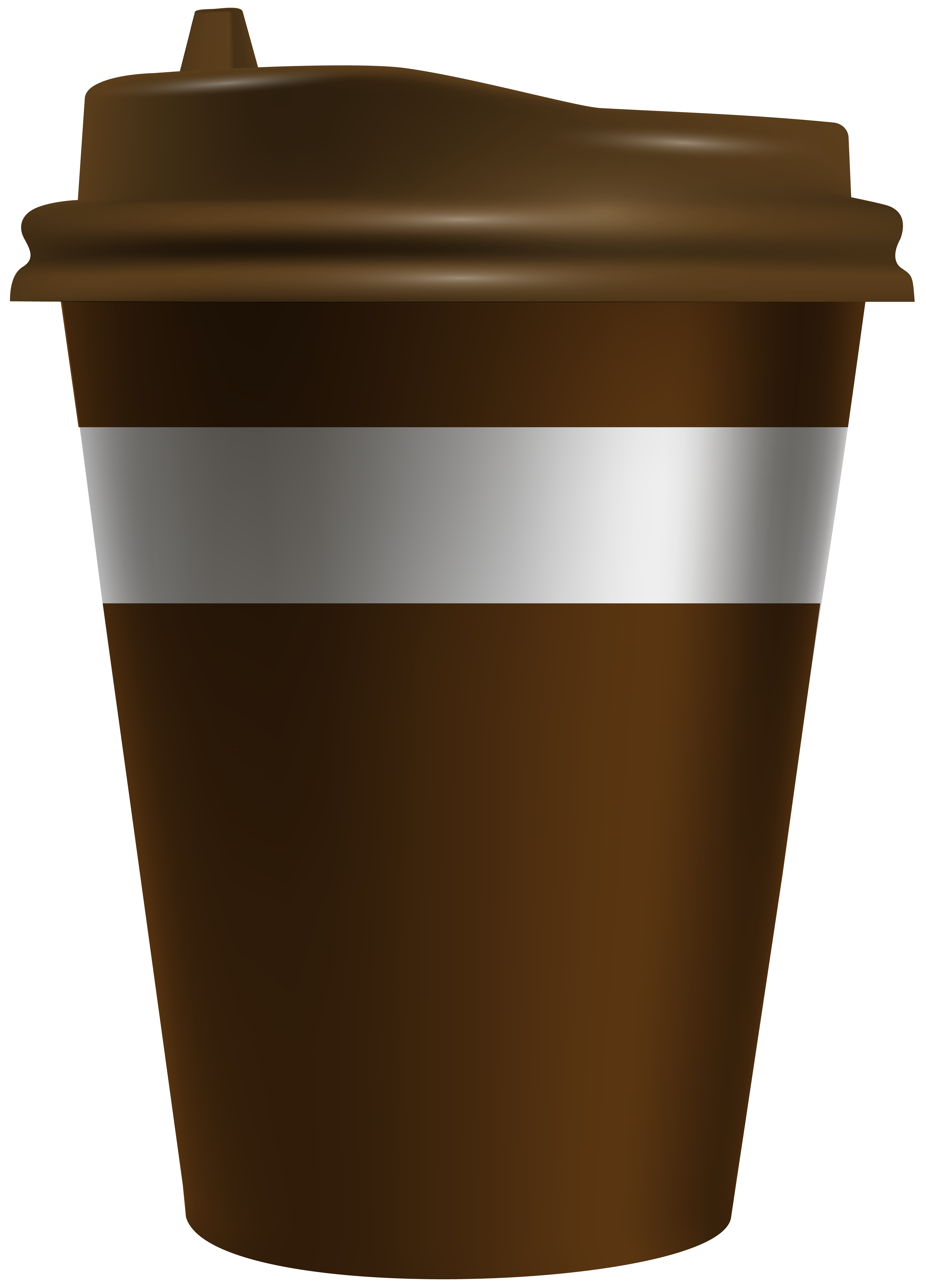 Coffee cup to go. Cups clipart plastics
