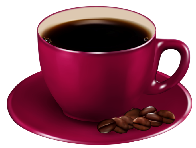Coffe cup png gallery. Clipart coffee red
