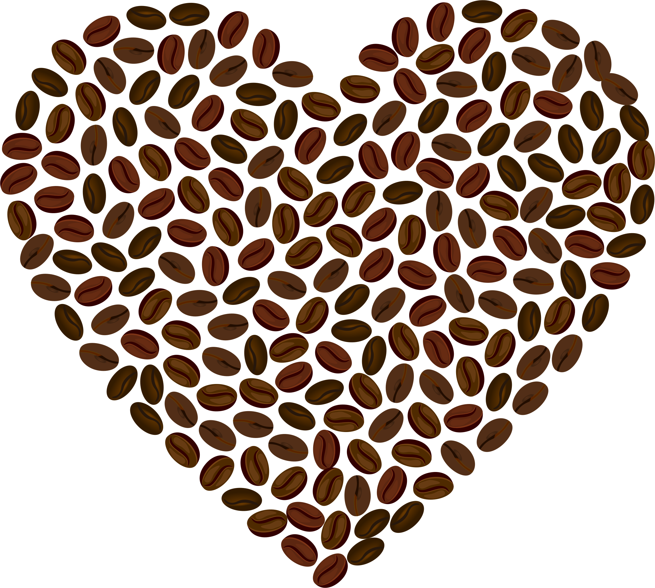 Heart big image png. Clipart coffee refreshment