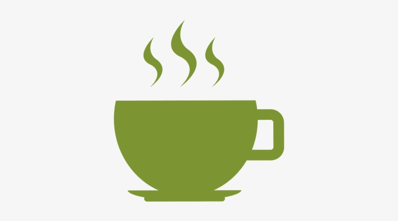 Mug with smoke png. Cup clipart green coffee