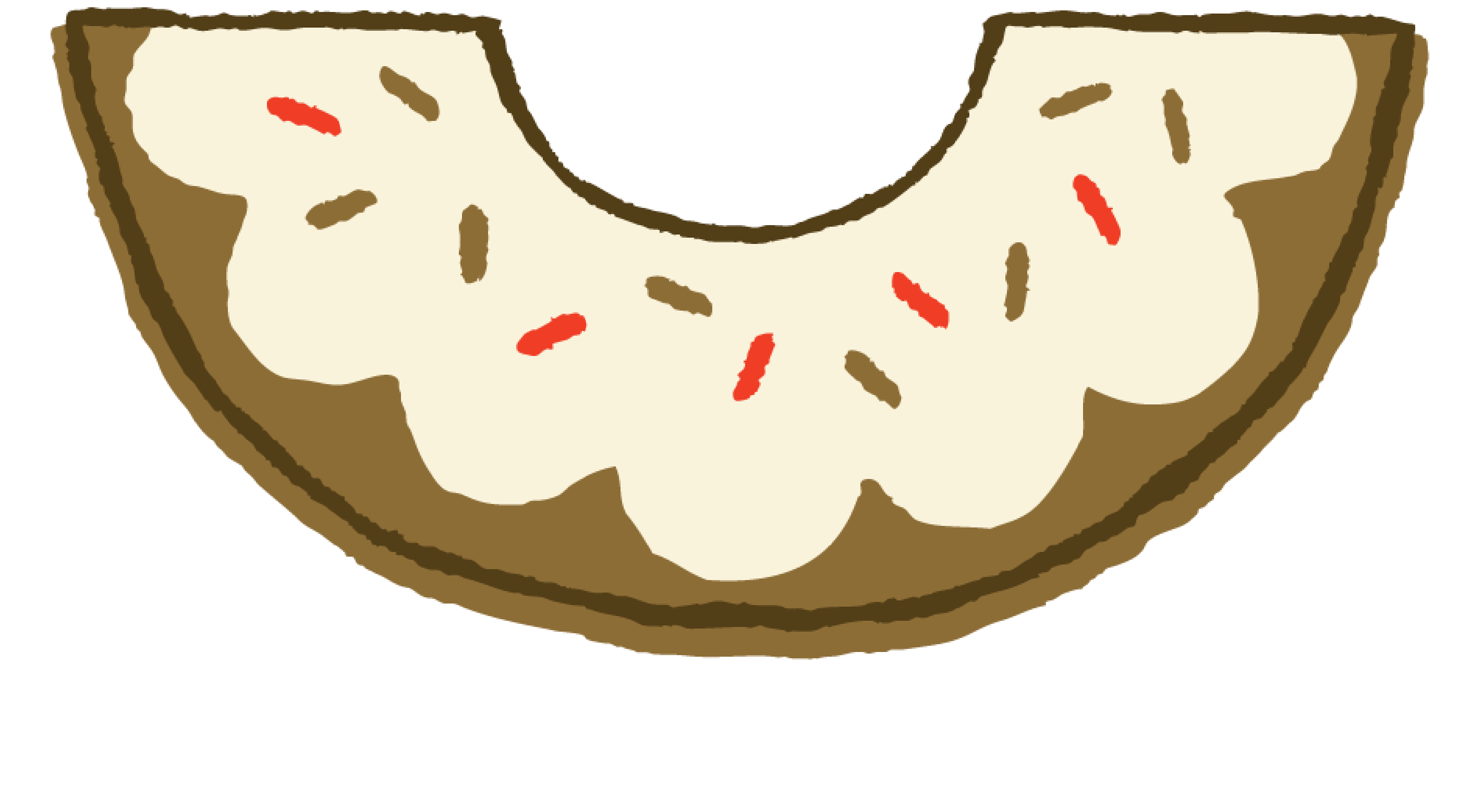 Doughnut free on dumielauxepices. Clipart coffee snack