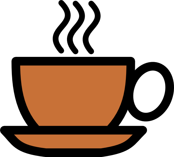Clip art at clker. Clipart coffee symbol