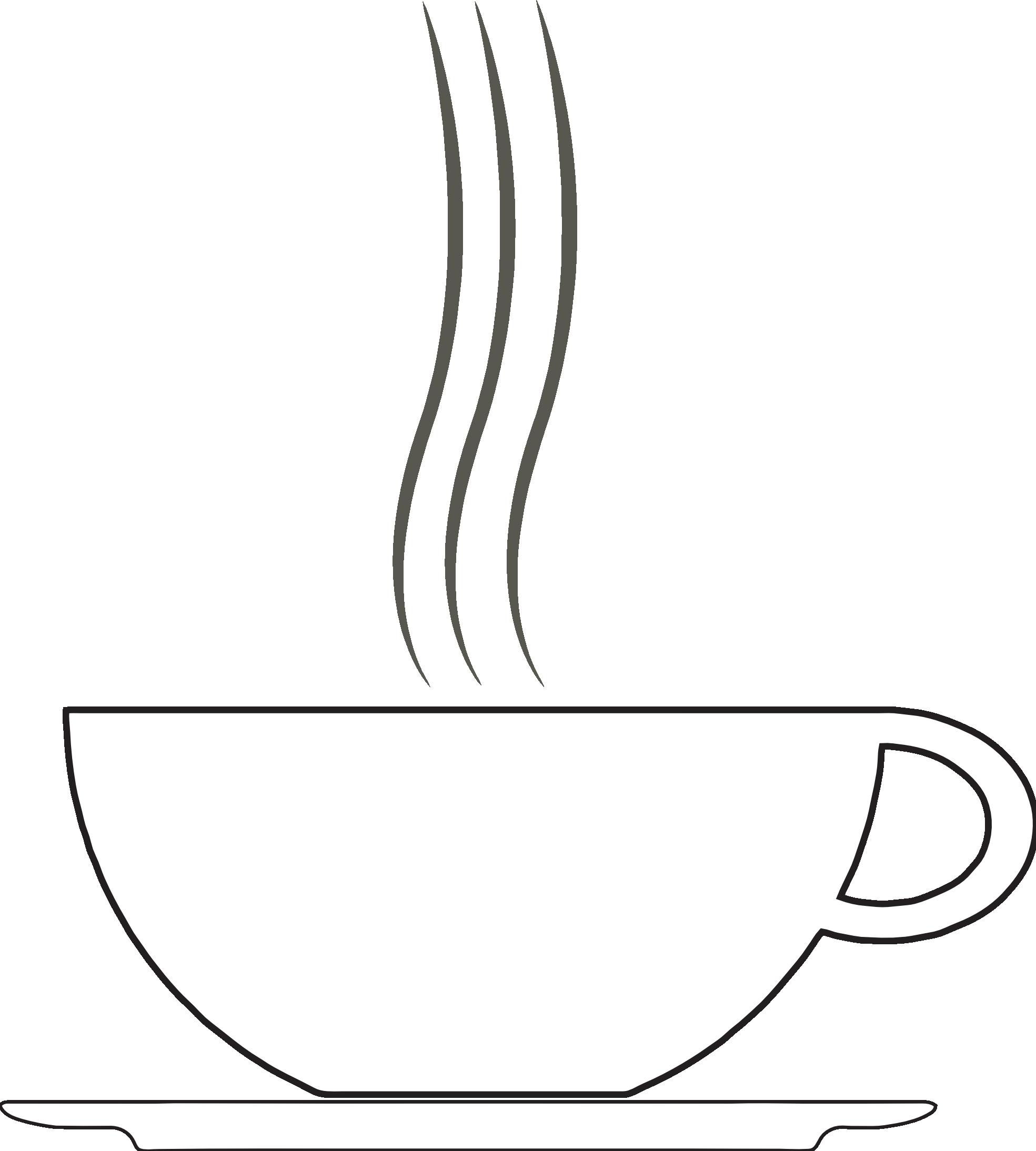 Clipart coffee symbol. Clipartist net clip art
