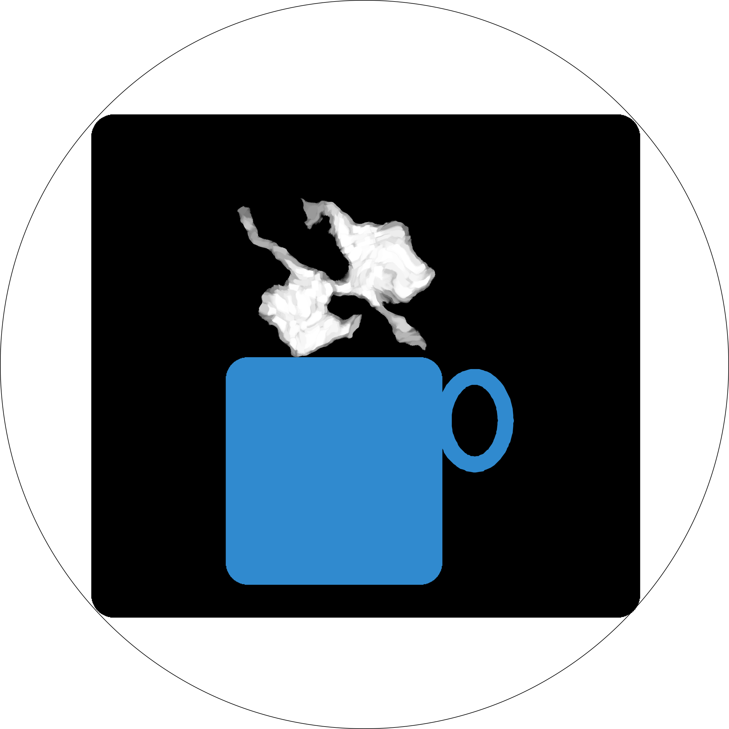 Big image png. Clipart coffee symbol