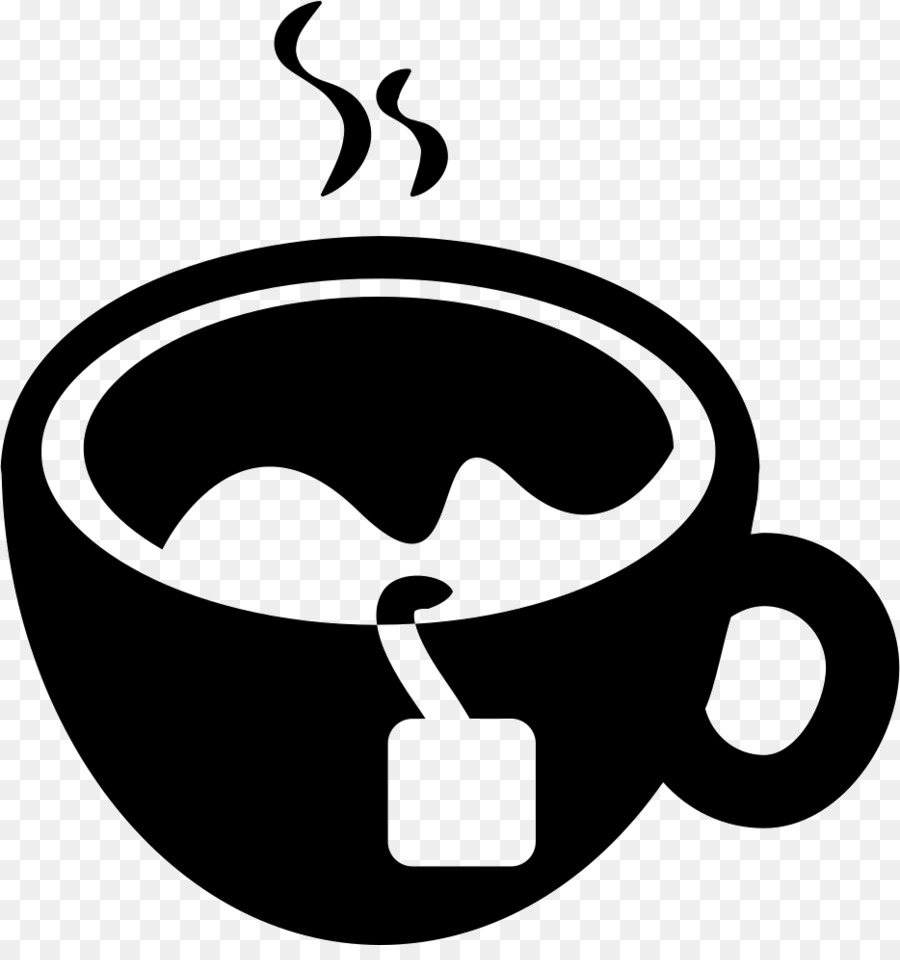 Coffee clipart icon. Cup of cafe tea